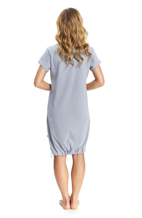 9504 Koszula Nocna do karmienia Doctor Nap grey grey  L0TSq