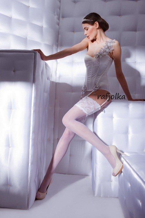 310be5baea6a0e VENUS POŃCZOCHY DO PASKA - GRAFIT grafit   Piękne nogi \ Pończochy ...